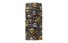 Buff High UV Protection Buff foulard jaune/gris